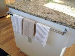 kitchen towel bars ideas kitchen towel rack type the kienandsweet furnitures bright