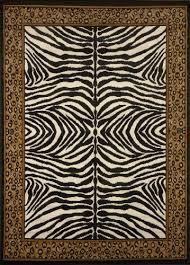 Zebra Area Rugs Zebra Area Rugs Shop