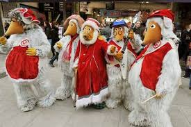 will christmas number one hopes the w factor the wombles or mw
