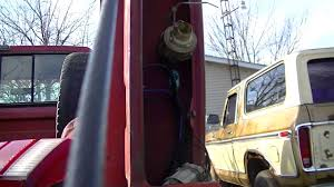 early bronco tail light wiring red f 150 taillight wiring part one youtube