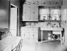 Best Retro And Vintage Kitchen Style Images On Pinterest - Old farmhouse kitchen cabinets