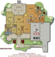 large custom home floor planscustom house plan home plans homes