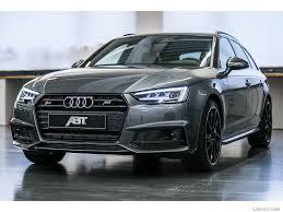 audi truck 2017 2017 abt audi s4 avant b9 front three quarter hd wallpaper 1