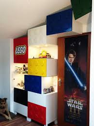 themed shelves how to build lego themed shelves with display areas recipe