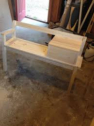 Antique Telephone Bench Making My Own Vintage And Finding My Style U2013diy Telephone Bench