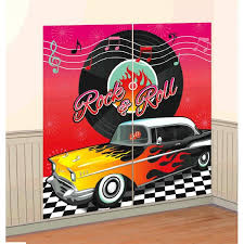 Rock And Roll Party Decorations Through The Decades Occasions