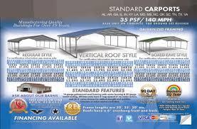12x24 Carport Carports