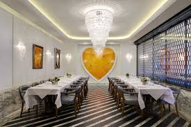 Private Dining Rooms by Cecconi U0027s West Hollywood Private Hire