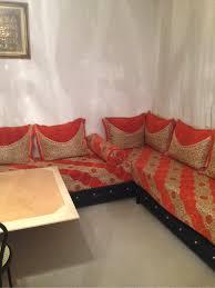 Housse Salon Marocain Pas Cher by Salon Marocain Cuir Tissu Best 20 Salon Marocain Lyon Ideas On