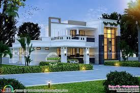 Contemporary Home Design Contemporary Home Design By Vdesignz Interior Kerala Home Design