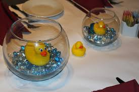 fish bowl baby shower centerpieces gallery baby showers
