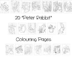 peter cotton tail etsy