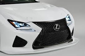 price for lexus rc f lexus rc f gt3 racer debuts in detroit will race in u s by 2016