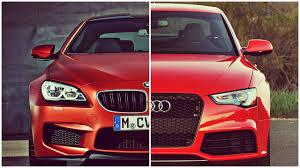 bmw vs audi race frist drive 2016 bmw m6 f12 vs 2016 audi rs7 drag race