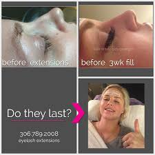 how long do eyelash extensions last regina lash blog