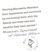 Veterans Affairs Help Desk Home Minnesota Department Of Veteran Affairs State Of Minnesota