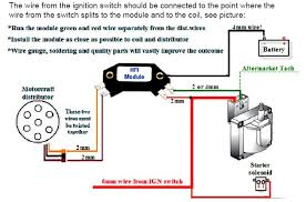 msd wiring diagram hei wiring diagram and schematic design