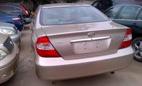 2004 model toyota camry mint toyota camry 780k sale autos nigeria