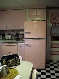 pink retro kitchen collection best 25 big chill ideas on vintage kitchen diy