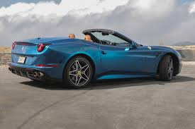 Ferrari California Back - 2015 ferrari california t review autoguide com news