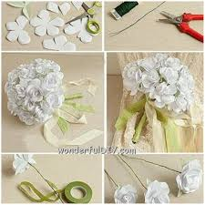 bouquet for wedding diy flower bouquet for wedding