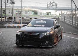 acura vip sasaki san u0027s acura tsx brought to you by vossen