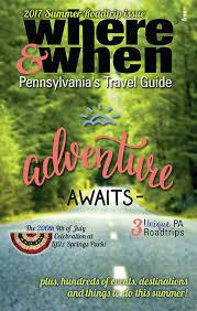 Pennsylvania travel magazine images Pennsylvania travel tourism guide where when magazine jpg