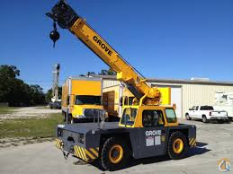 grove yb4408 8 ton carry deck crane crane for sale on cranenetwork com