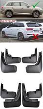 front u0026rear mudflaps fit for 2016 2017 audi q7 mud flap splash