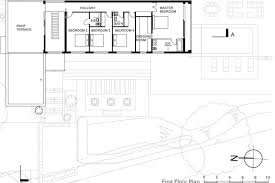 eco house plans ground floor plan eco friendly modern home in eco house