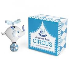 jonathan adler circus elephant ornament in sale circus