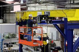 crane repair service hoist repair crane maintenance