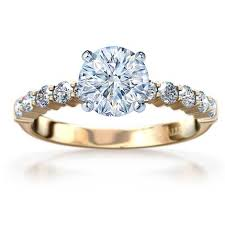 gold diamond engagement rings yellow gold diamond engagement rings the wedding specialiststhe