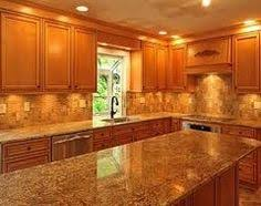 kitchen backsplash ideas with oak cabinets kitchen design with oak cabinets home design ideas