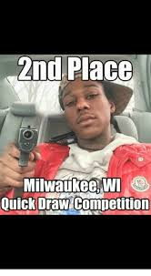 Milwaukee Meme - 2nd place milwaukee wi quick draw competition meme on me me