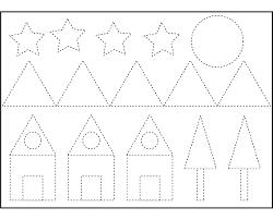 teaching shapes in kindergarten worksheets mediafoxstudio com