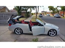 bmw convertible cars for sale 25 best bmw e93 cabrio images on cars car and