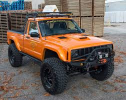 jeep pickup comanche someone order a pizza full photo gallery is on the jcr facebook
