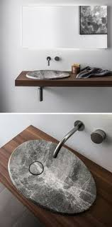 Modern Bathroom Sinks Beautiful Stone Vessel Sinks For More Inspiration For Your Custom