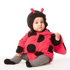 Ladybug Toddler Halloween Costume Carter U0027s Itty Bitty Ladybug Halloween Costume Babycenter