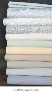 Best Cotton Sheet Brands Bed Sheets Cotton Sheets Garnet Hill
