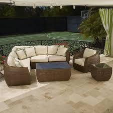 U Shaped Bar Table Fabric Sofa Corner Seating Semi Circle Patio Furniture L Shaped