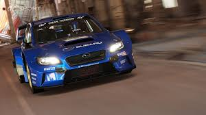 subaru sti rally car gran turismo sport ps4 subaru wrx gr b rally car vs fishermans