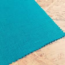 Bright Blue Curtains Blue Linen Electric Blue Linen Fabric Electric Blue Fabric