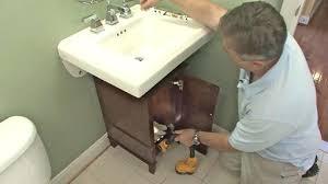installing a new sink installing a new sink step 1 installing sink trap getanyjob co