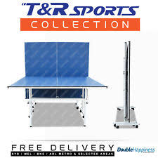 What Is The Size Of A Ping Pong Table by Table Tennis Equipment Ebay