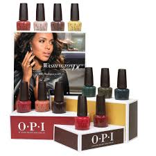 opi launches the washington dc collection for fall winter 2016