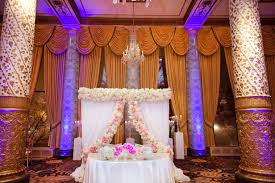 Deco De Table New York Romantic Décor Options For Your Wedding Sweetheart Table Inside