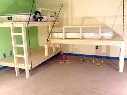 bed designs plans hanging bunk beds 3 bunk bed plans hanging bunk beds designs 3 level