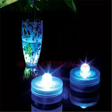 led pumpkin tea lights 1200pieces lot battery operated single led submersible light